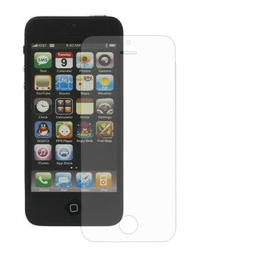 LCD Displayschutz fürs iPhone SE/5S/5