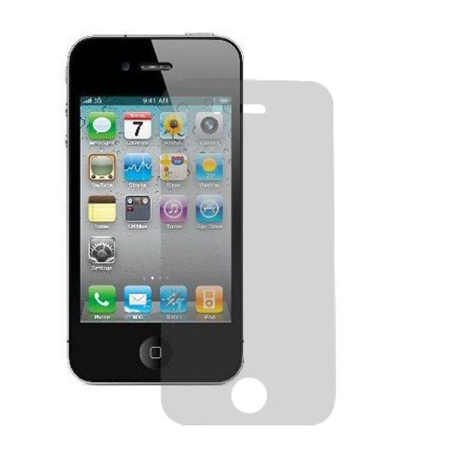 hans LCD Displayschutz fürs iPhone 4 / 4S