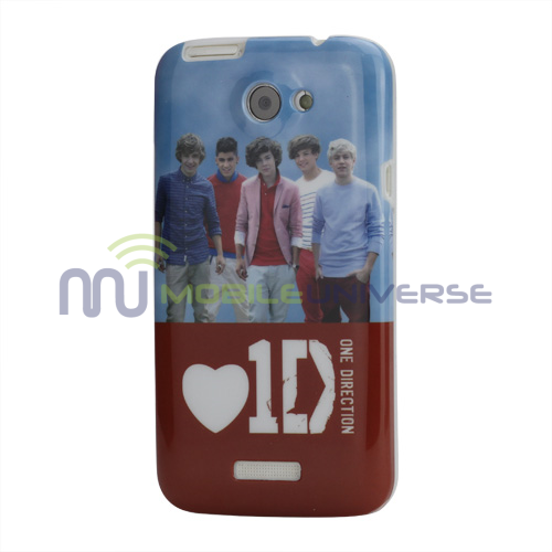 HTC One X/XL/X Plus One Direction Hart Plastik Case