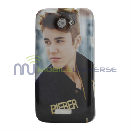 HTC One X/XL/X Plus Justin Bieber Hart Plastik Case