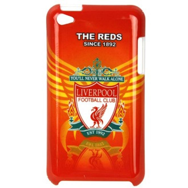 iPod Touch 4 Fussball Club Liverpool Plastik Case