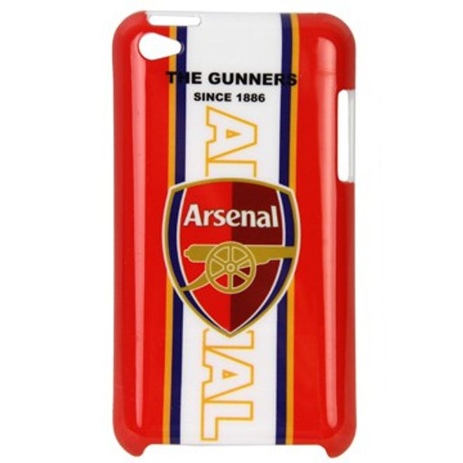 iPod Touch 4 Fussball Club FC Arsenal Plastik Case
