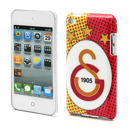 iPod Touch 4 Fussballclub Galatasaray Plastik Case