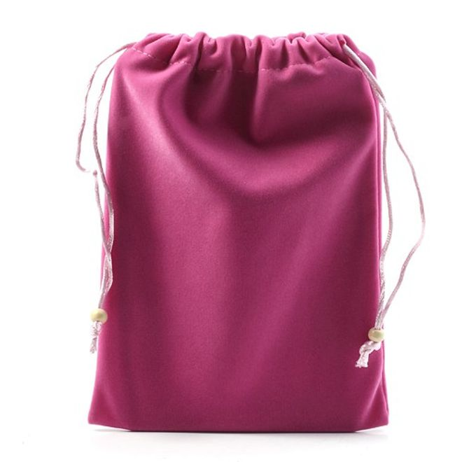 hans iPad Mini 1/2/3 Weicher Etui mit Schleife - rosa