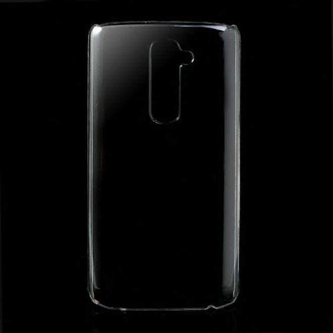 LG Optimus G2 Hart Plastik Case - transparent