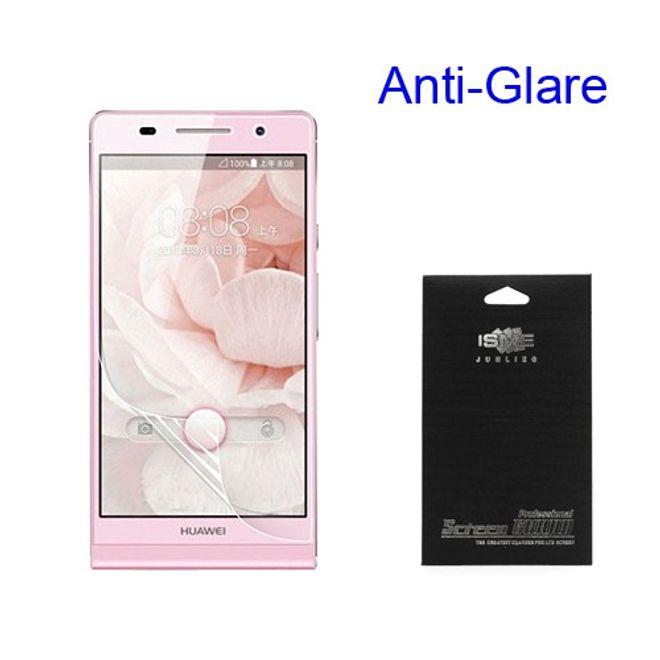 Huawei Ascend P6 Schutzfolie mit Blendschutz