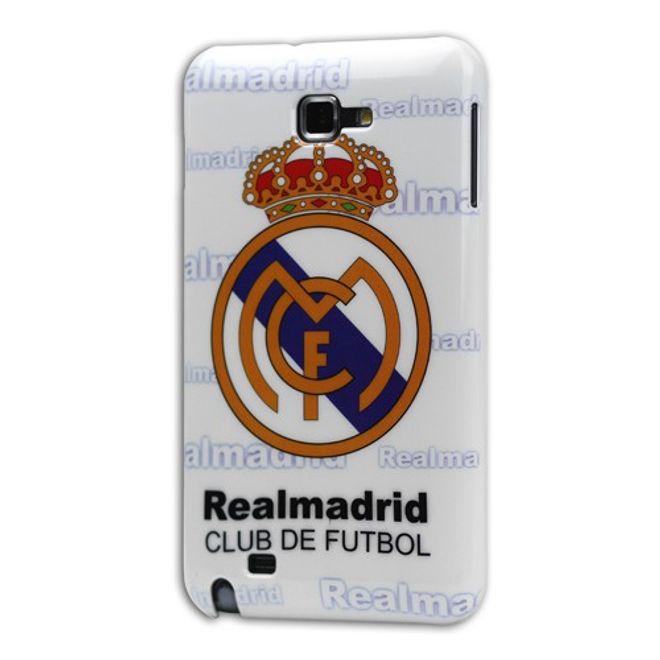 Samsung Galaxy Note 1 Real Madrid Fussball Club Hart Plastik Case