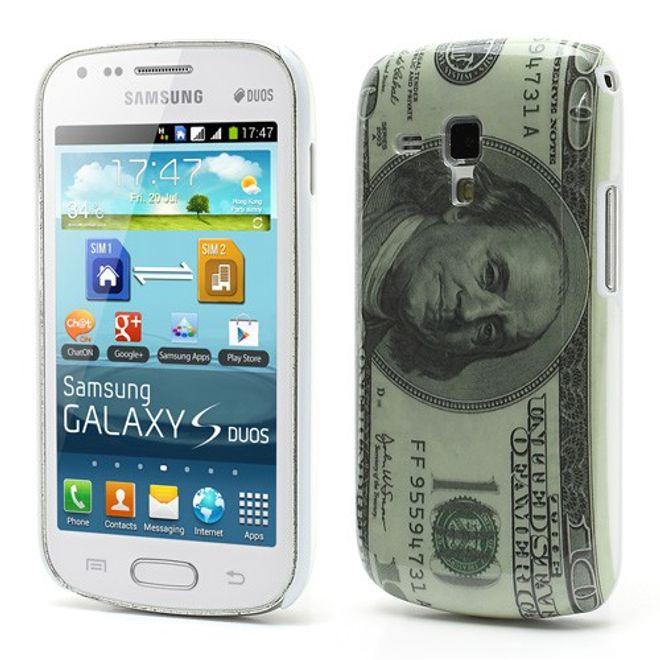 Samsung Galaxy S Duos Hart Plastik Case 100 US Dollar