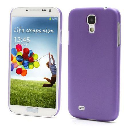 Samsung Galaxy S4 Ultradünnes Hart Plastik Case - purpur