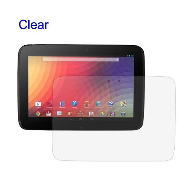 MU Budget Samsung Google Nexus 10 Schutzfolie - klar