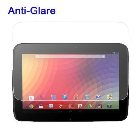 Samsung Google Nexus 10 Schutzfolie mit Blendschutz