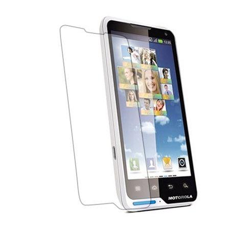 Motorola Motoluxe Schutzfolie - klar