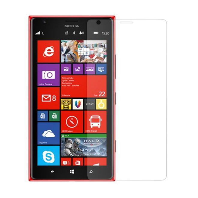MU Budget Nokia Lumia 1520 Schutzfolie - klar