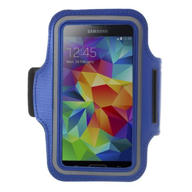 Samsung Galaxy S5 Sport Armband - blau