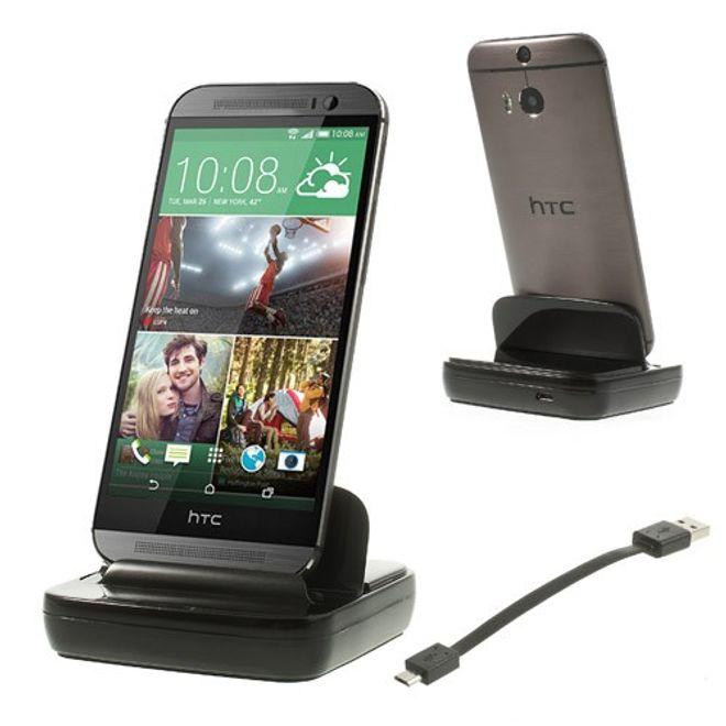 HTC One (M8) Dockingstation - schwarz
