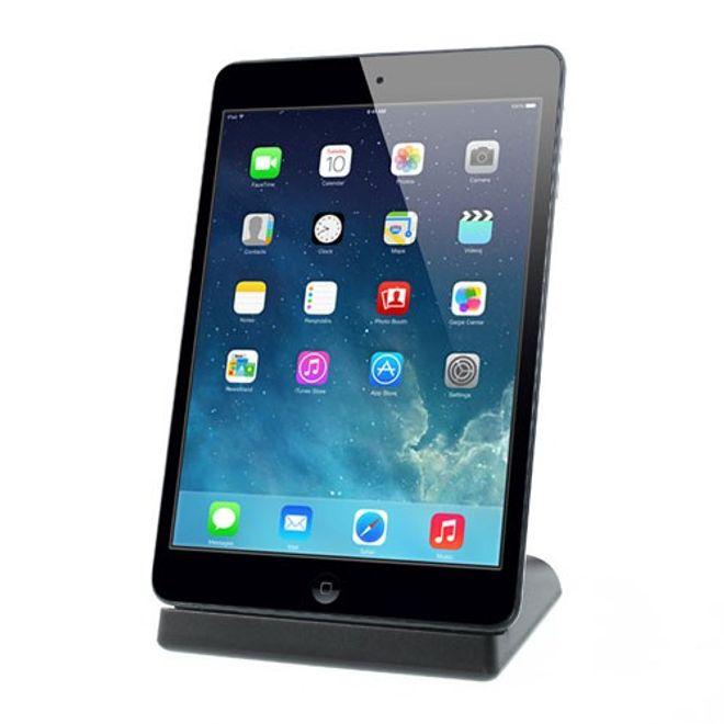 MU Classic iPad Mini 1/2 Dockingstation - schwarz