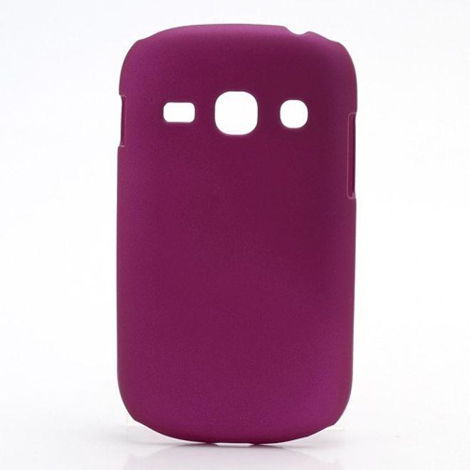 MU Classic Samsung Galaxy Fame Hart Plastik Case - rosa