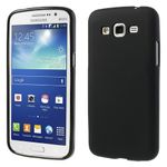Samsung Galaxy Grand 2 Elastisches Plastik Case - schwarz