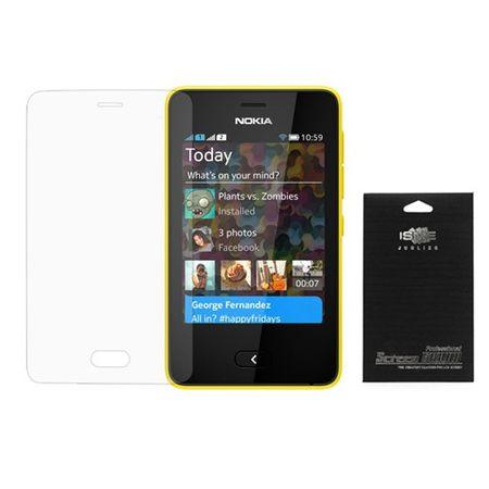 Nokia Asha 501 Schutzfolie - klar
