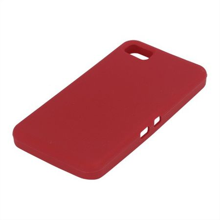 BlackBerry Z10 Silikon Case - rot