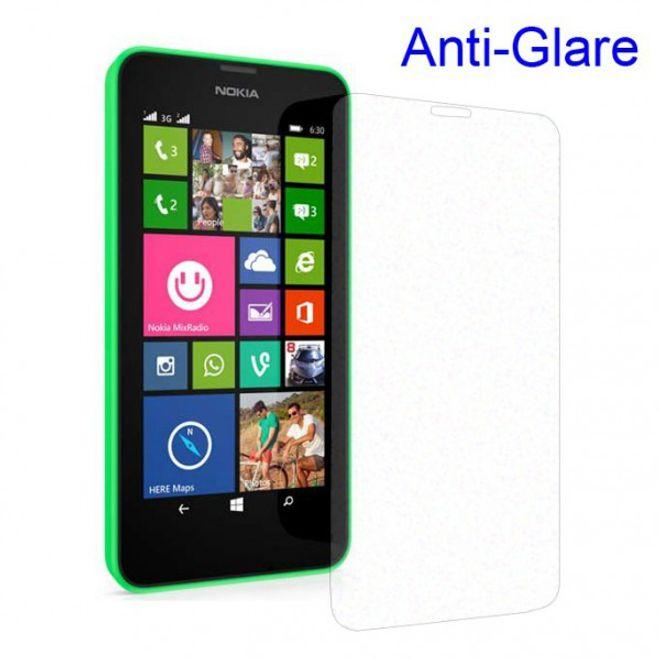 MU Budget Nokia Lumia 630/635 Schutzfolie mit Blendschutz