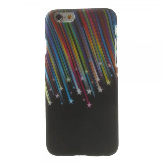 iPhone 6/6S Hart Plastik Case mit Meteorschauer
