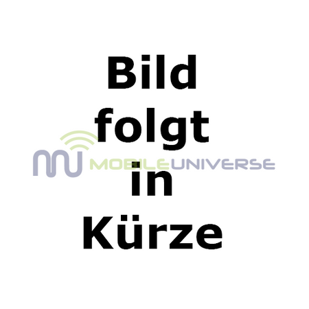 HTC One X/XL/X Plus Glänzendes Leder Case - weiss