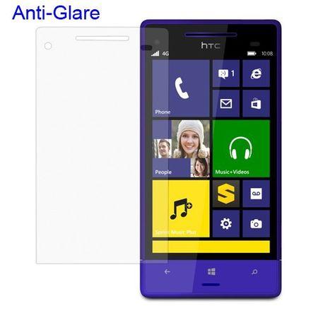 HTC Windows Phone 8XT Tiara Schutzfolie mit Blendschutz