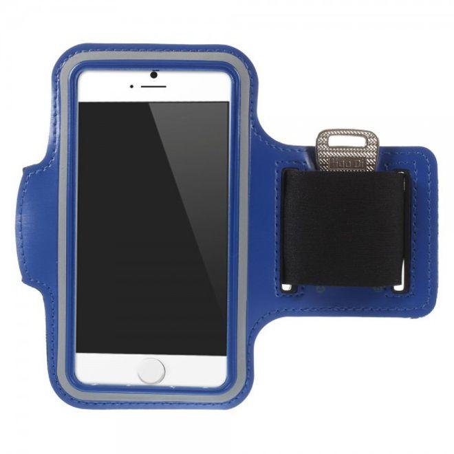 MU Classic iPhone 6 Sport Armband - dunkelblau