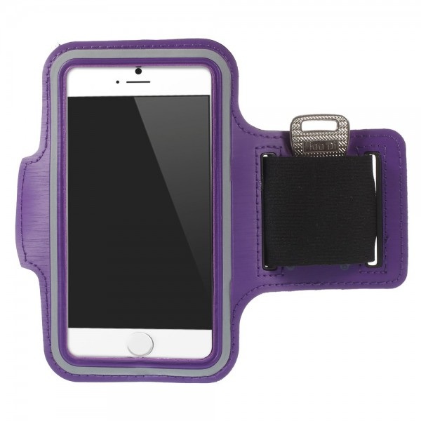 iPhone 6 Sport Armband - purpur