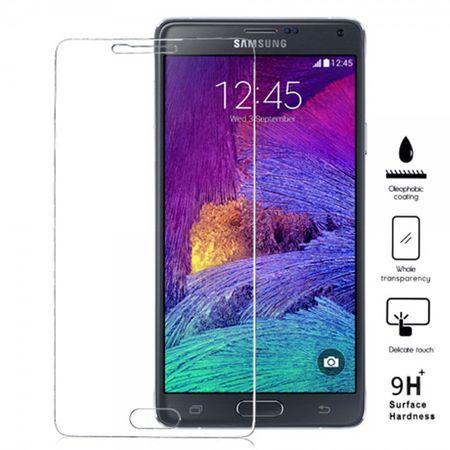 Samsung Galaxy Note 4 Anti-Explosions und glasartige Schutzfolie (0.25mm dick)