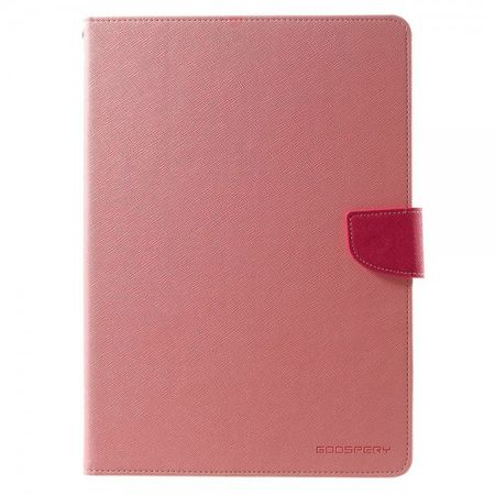Goospery - iPad Air 2 Hülle - Tablet Bookcover - Fancy Diary Series - rosa/pink