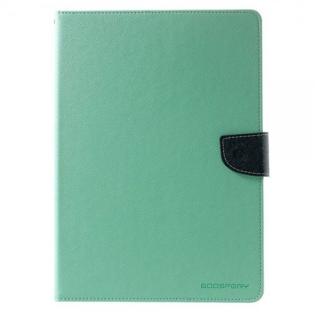 Goospery - iPad Air 2 Hülle - Tablet Bookcover - Fancy Diary Series - mint/navy