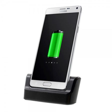 Samsung Galaxy Note 4 Dockingstation - schwarz
