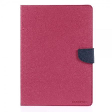 Mercury Goospery - Samsung Galaxy Tab S 10.5 (T800/T801/T805) Hülle - Tablet Bookcover - Fancy Diary Series - pink/navy