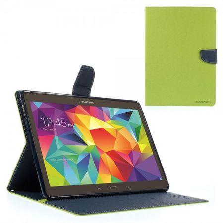 Samsung Galaxy Tab S 10.5 (T800/T801/T805) Mercury Goospery Leder Case - grün