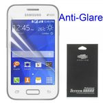 Samsung Galaxy Young 2 Schutzfolie mit Blendschutz