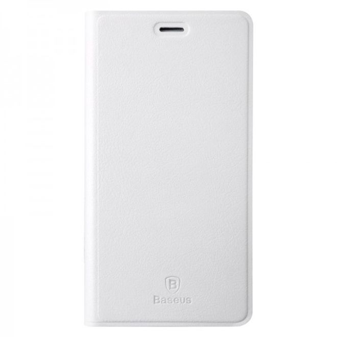 Baseus Xiaomi Mi4 Baseus Primary Color Series Leder Smart Cover - weiss