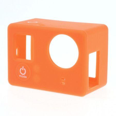 GoPro 3/3+ Elastisches Silikon Case - orange