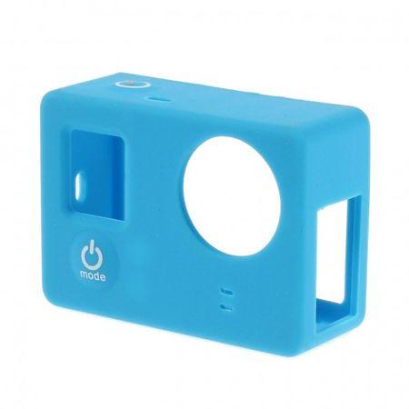 GoPro 3/3+ Soft Silikon Case - blau