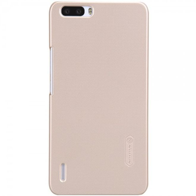 Nillkin Nillkin - Huawei Honor 6 Plus Hülle - Plastik Case - Super Frosted Shield Series - champagnerfarben