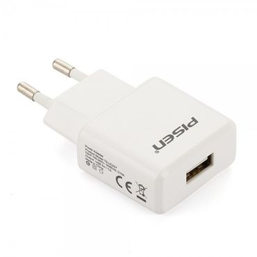 Pisen i Charger USB Stromadapter 1A