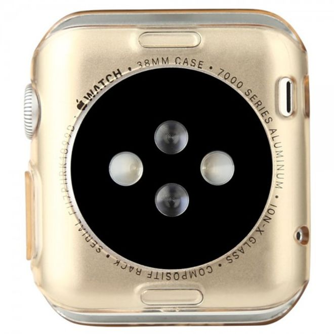 Baseus Apple Watch 38mm Elastisches Plastik Case von Baseus - gold
