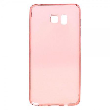 Samsung Galaxy Note 5 Ultradünnes, elastisches Plastik Case - rot
