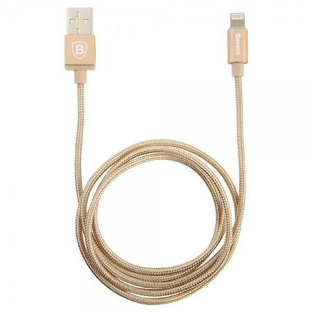 Baseus - Apple Lightning Lade- und Datenkabel - MFI zertifiziert (1m) - AntiLa Series - gold