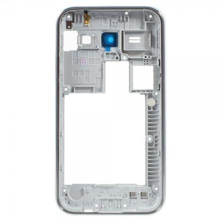 Samsung Galaxy J1 OEM Hintere Gehäuseplatte Ersatzteil - weiss