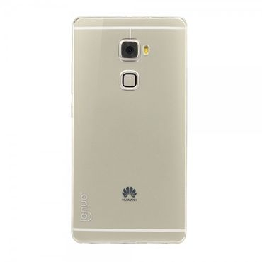 Huawei Mate S Lenuo Lotto Series Dünnes, elastisches Plastik Case - transparent