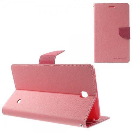 Samsung Galaxy Tab 4 7.0 (T230/T231/T235) Mercury Goospery Modische Leder Case Hülle - pink