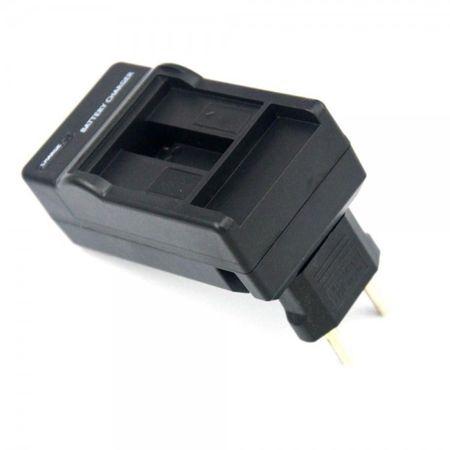 Batterie Aufladegerät mit US Stecker und EU-Adapter für GoPro Hero 4
