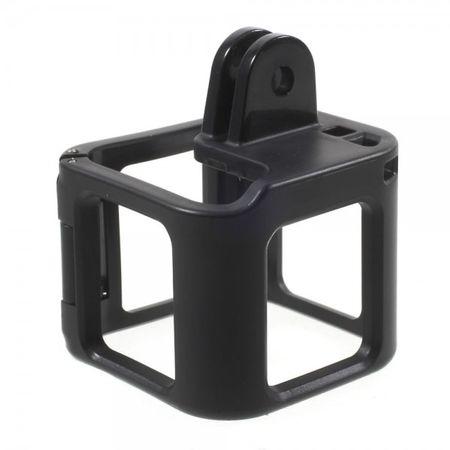 GoPro Hero 4 Session Plastik Seitengehäuse Case - schwarz